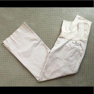 Cotton maternity pants